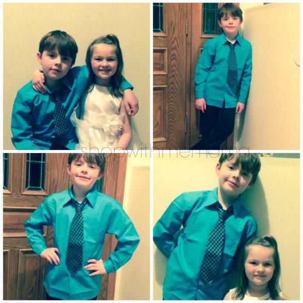 kids affordable formal wear