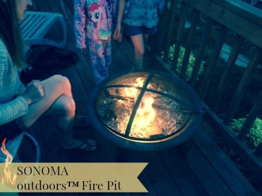 SONOMA outdoors™ Fire Pit