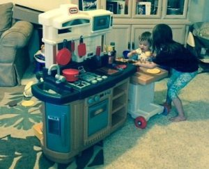 The Best Play Kitchen For Toddlers!