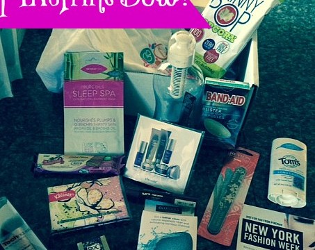 New York Fashion Week PINCHme Box!