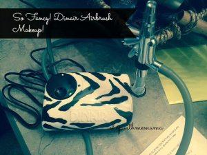 Dinair Airbrush Makeup #Review