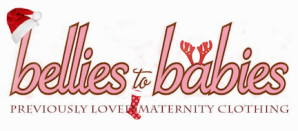 Bellies to Babies Previously Loved Maternity Clothing