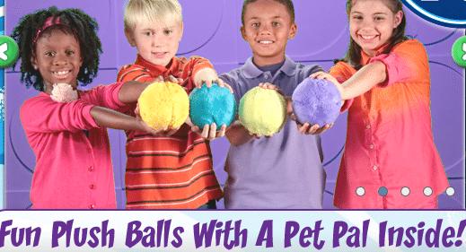 ball pets