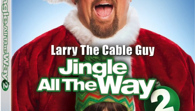 Git-R-Done This Holiday Season with Jingle All The Way 2!  #JingleInsiders