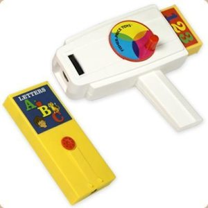 Simon Handheld & Fisher-Price Classics Movie-Viewer