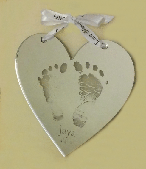 Gift Kit for the Heart Acrylic Mirror