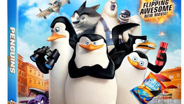 Dreamworks Penguins of Madagascar (Giveaway!) #PenguinsInsiders