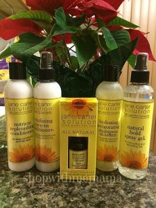 Jane Carter Solution Natural Hair Care Products