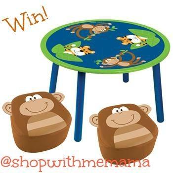 The Best Children's Table Set