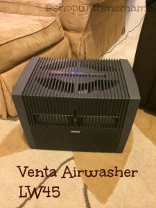 Venta Airwasher Filterless Humidifier and Air Purifier