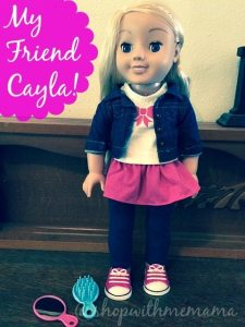 My Friend Cayla Interactive Doll (Review)