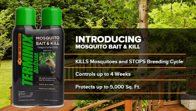 A Non-Toxic Approach To Eliminating Mosquitoes In The Backyard