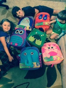 Go Back To School With Flipeez Backpacks!