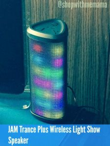 JAM Trance Plus Wireless Light Show Speaker Review