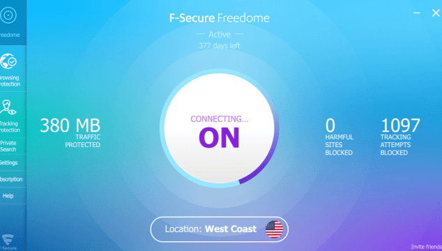 F-Secure Freedome: Protect Your Online Privacy #PrivacyIsNoGame