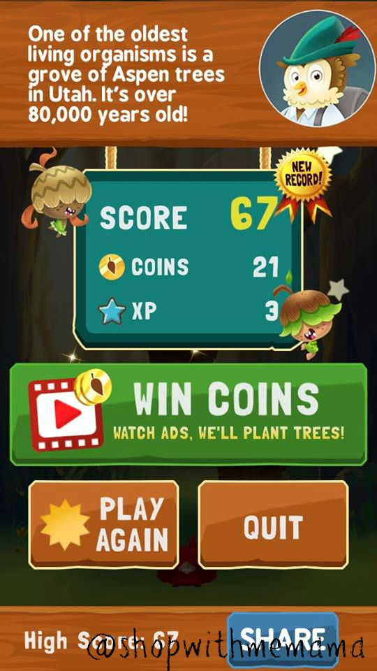 The Tree Story Game App