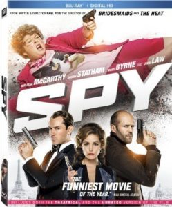 Queen of Comedy Melissa McCarthy In Spy #SpyInsiders