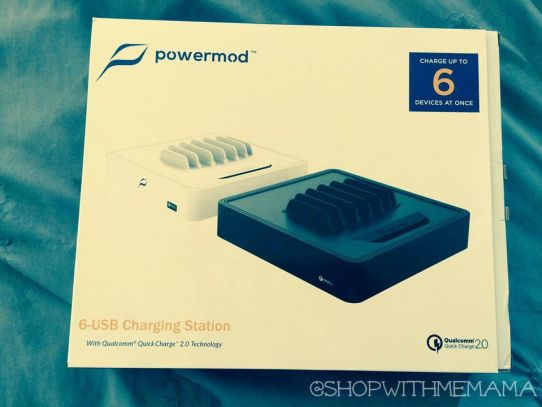 powermod charging station