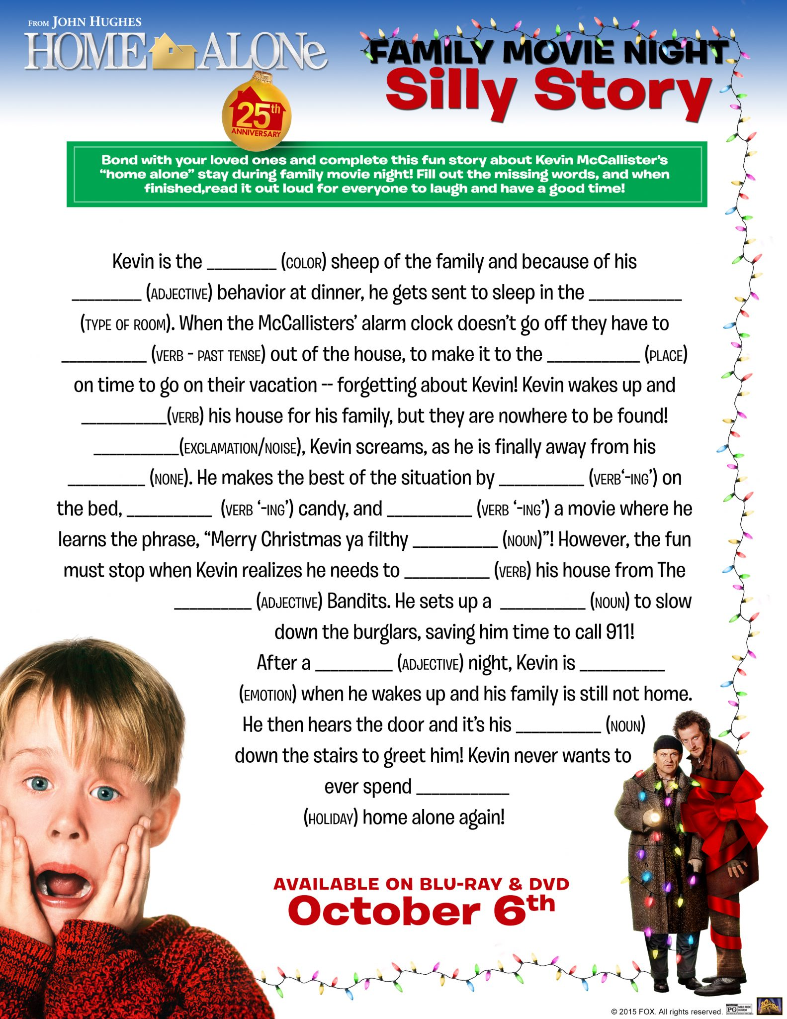 25th Anniversary Of Home Alone Ultimate Collector S Edition