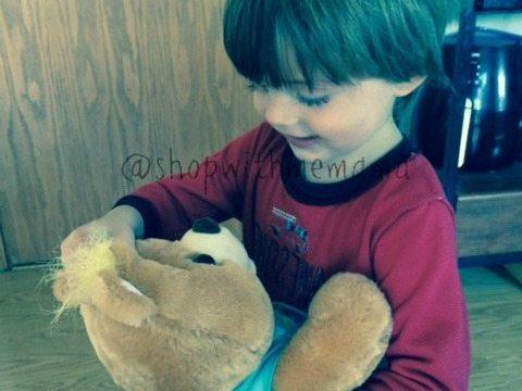 My Friend Teddy Interactive Teddy Bear!