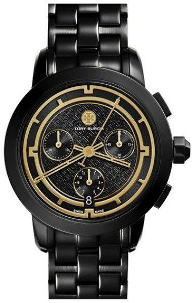 tory-burch-black-gold-tory-chronograph-bracelet-watch-