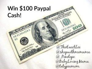 Paypal Holiday Spending Cash $100 Giveaway