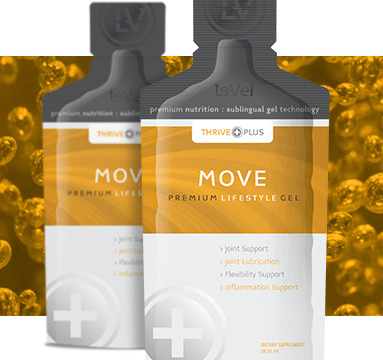 Le-Vel THRIVE Move Supports Joints