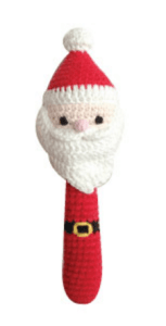 Perfect Gift For All Babies, Hand Crochet Baby Rattles