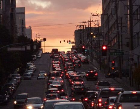 Best and worst commuting cities in 2015