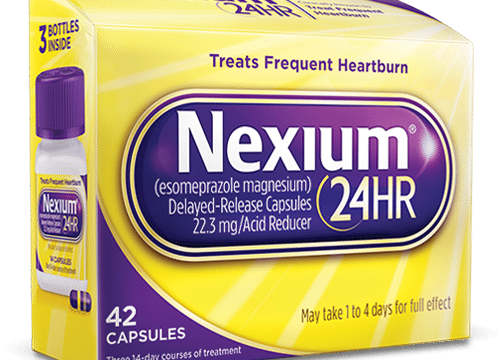 What Should I Take For Frequent Heartburn? #Nexium24HR