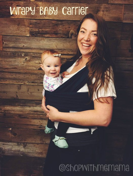 how to use luvlap baby carrier