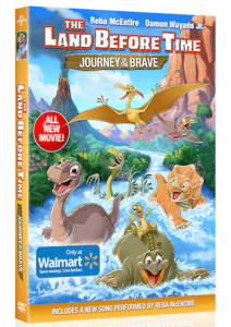 The Land Before Time: Journey of the Brave #LandB4Time