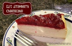 The Best Cheesecake I Ever Had!