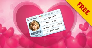 Download A Free Child Safety ID Card!