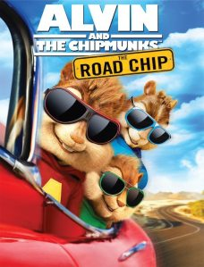 Alvin & The Chipmunks: The Road Chip #AlvinInsiders