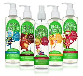 A Collection of Toxin-Free & Affordable Haircare for Kids