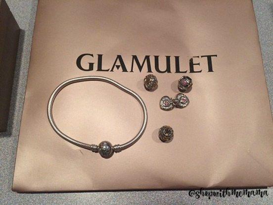 Glamulet Bangle Bracelet