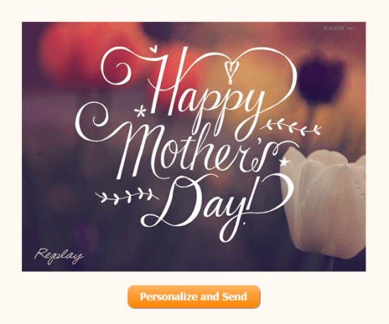 Happy Mother's Day eCard