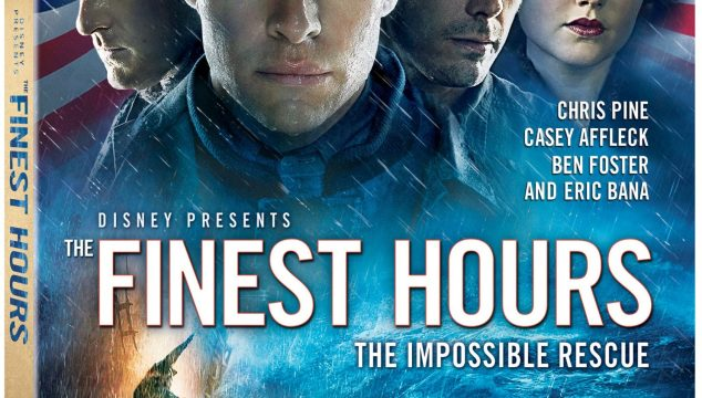 The Finest Hours Action-Thriller Based On A True Story