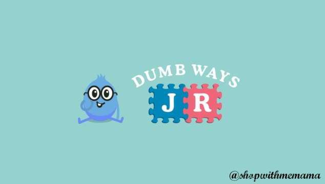 Have Fun And Learn Safety With Dumb Ways JR #DumbWaysJR