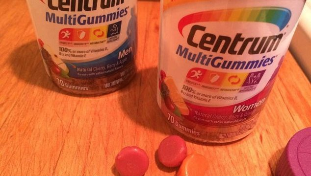 These Gummy Vitamins Help Me Maintain A Healthy Lifestyle #CentrumMultiGummies