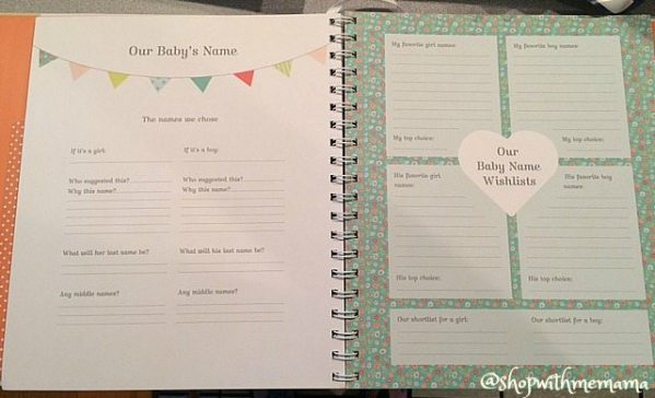 Sophie The Giraffe's New Baby Books pregnancy journal