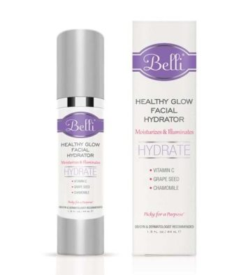 Healthy Glow Facial Hydrator Belli Skincare review