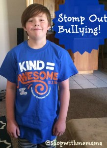 Stand Up To Bullying And Stay Strong!