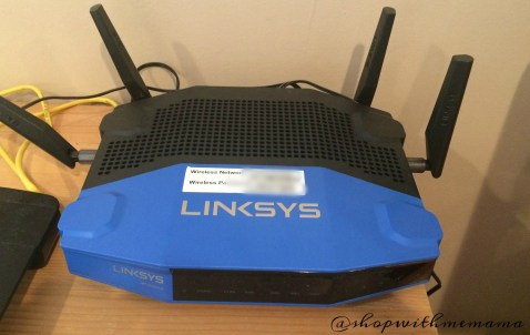 Linksys WRT3200ACM Wi-Fi Router