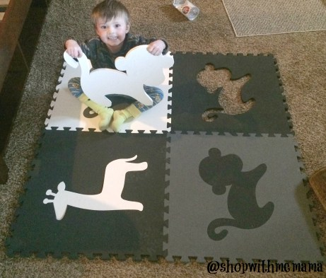 Non-Toxic Children's Play Mats!