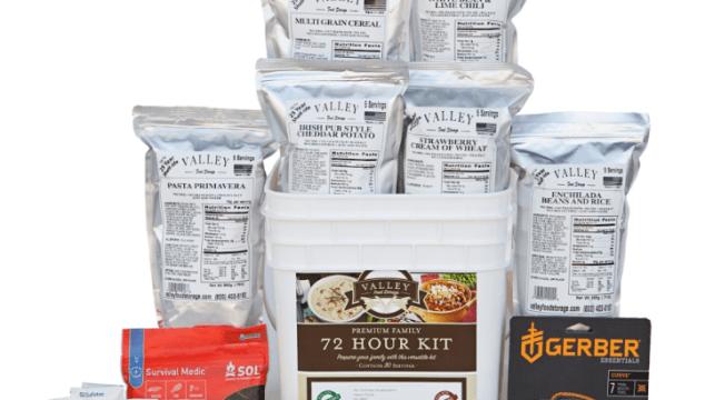 Healthy Long Term Food Storage