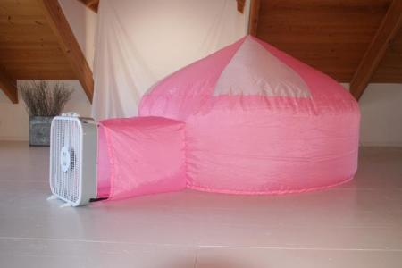 Air Fort pink