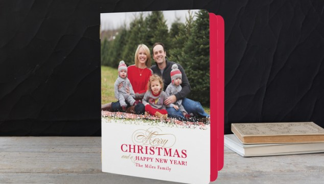 Top 3 Holiday Cards From Minted.com (Big Giveaway!!)
