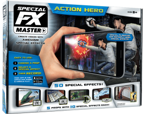 Special FX Master! Check It Out!